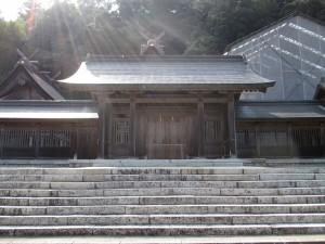 佐太神社①